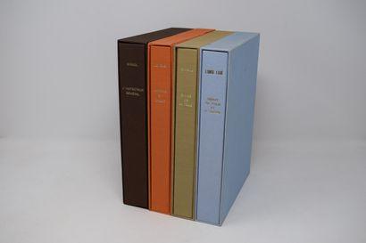 [EDITIONS ROISSARD]  LONGUS, Daphnis et Chloé,...