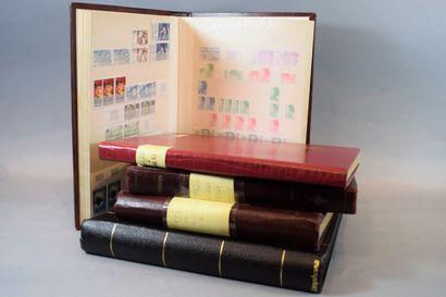 Un ensemble de France en 5 volumes dont bel...