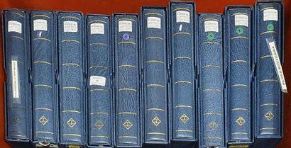 Faciale de France moderne en 10 volumes,...