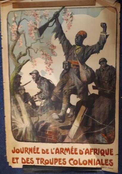Journée de l'Armée d'Afrique et des Troupes...