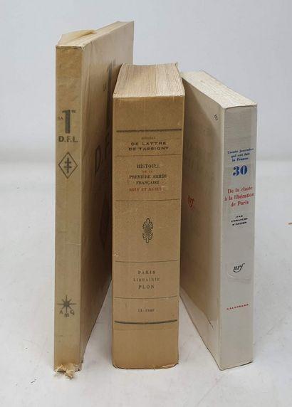 [Seconde Guerre Mondiale] Trois éditions...