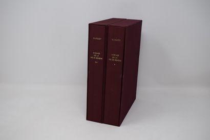 [EDITIONS ROISSARD]  MURGER - Scènes de la...
