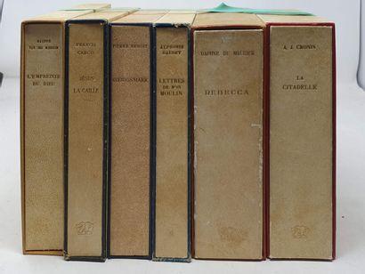[DIVERS]  Ensemble de six ouvrages des éd°...