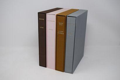 [EDITIONS ROISSARD]  BECKFORD - Vathek, Editions...