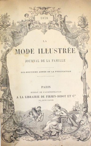La Mode Illustrée, Journal de la Famille...