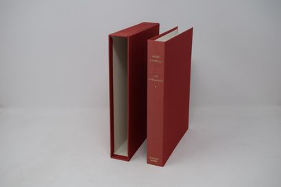 [EDITIONS ROISSARD]  BARBEY D'AUREVILLY -...