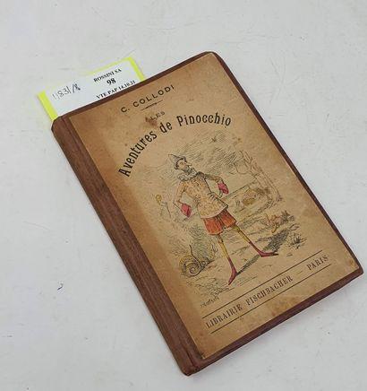 COLLODI (Carlo). Les Aventures de Pinocchio....