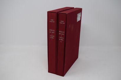 [EDITIONS ROISSARD]  ABBE PREVOST - mémoires...