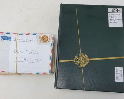 Un vrac en 9 volumes + une boite de lettres modernes. Tous pays, quelques bonnes...