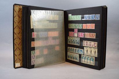 France, 5 volumes, très bon stock, semi moderne et moderne. Très belle qualité