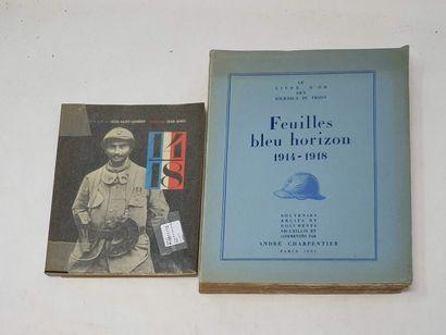 [Première Guerre Mondiale] Deux ouvrages...