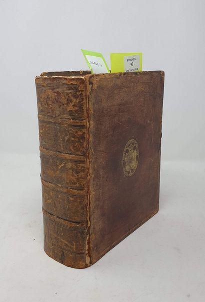 CELLARIUS. Notitiae orbis antiqui sine geographiae...