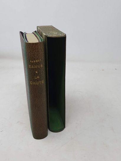 CAMUS (Albert). La Chute. Paris, Gallimard,...