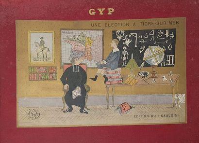 GYP  Une élection à Tigre-sur-Mer, racontée...