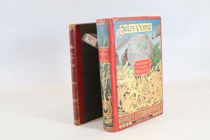 [DIVERS]  Lot de deux livres comprenant :...