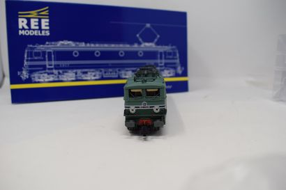 REE MODELS : Motrice CC 7119 GRG, réf. MB 095 S.