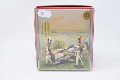 CBG Ronde Bosse : Quatre petits dioramas...