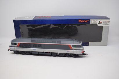 ROCO - REE MODELS: Motrice SNCF CC 172040,...