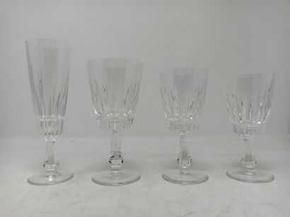 VILLEROY & BOCH - Cristallerie  Service de...