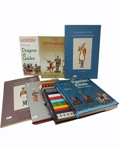 Documentation : Livres sur les Soldats et...