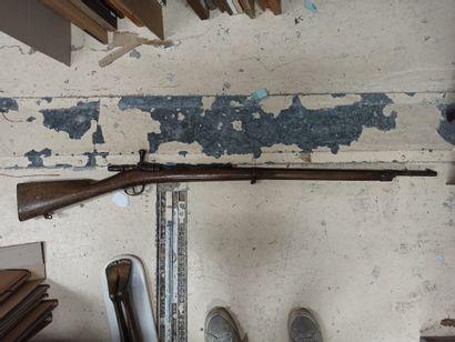 Fusil d'infanterie GRAS. Fabrication de 1882....