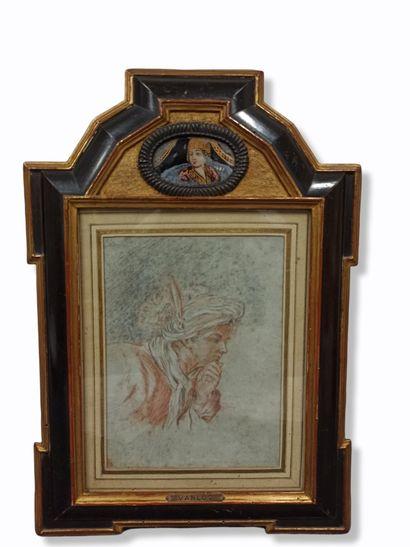 VAN LOO Carle (D'après)  1705 - 1765...