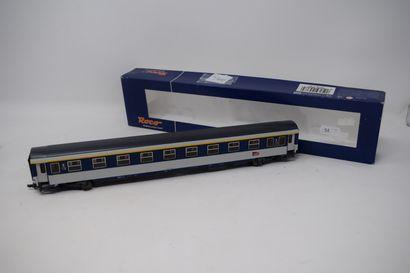 ROCO : Motrice CC 6514 TEE, réf. 73399 - 5 voitures diverses dont SNCF, réf. 45733...