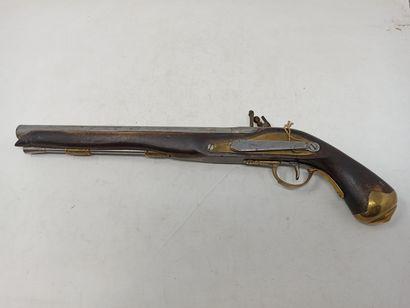 Réplique du pistolet d'arçon anglais