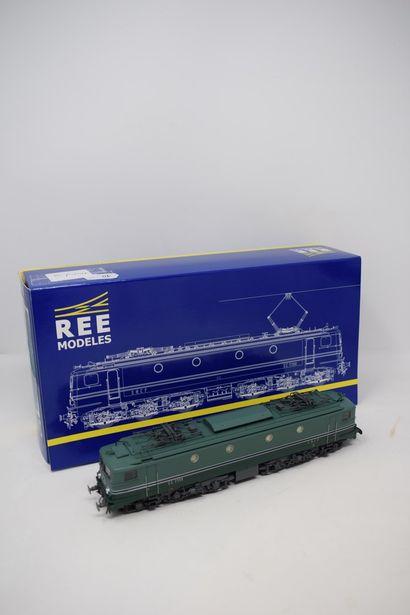 REE MODELS : Motrice CC 7119 GRG, réf. MB...