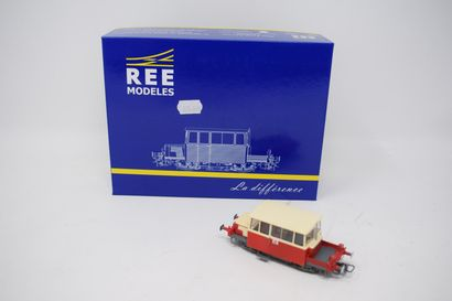 REE MODELS - R 37 : Draisine DU 65 SM 471...