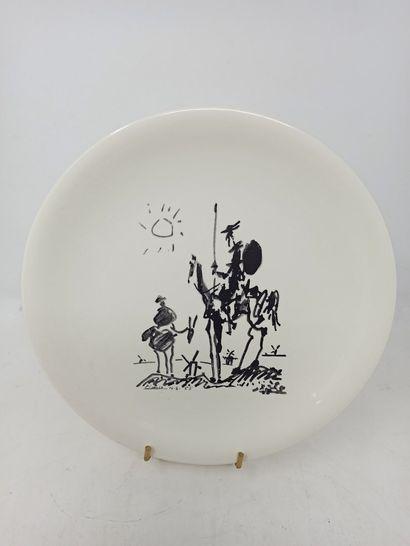 PICASSO Pablo (1881-1973) d'ap.,  Don Quichotte,...