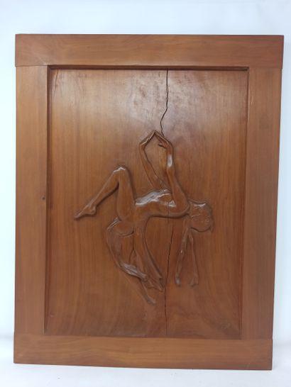 DILLENSEGER Paul (XX)  Danseuse, sculpture...