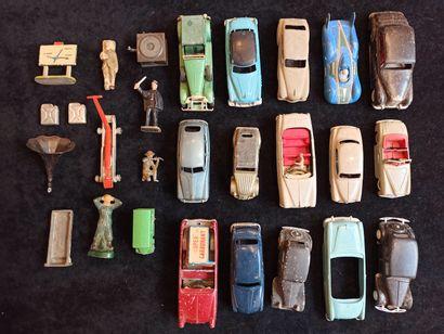 SOLIDO - DTF - CIJ : Ensemble de véhicules...