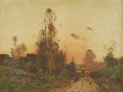 EUGÈNE GALIEN - LALOUE 1854 - 1941
