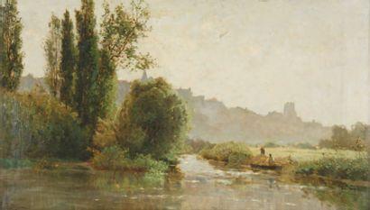 EDMOND PETITJEAN 1844 - 1925