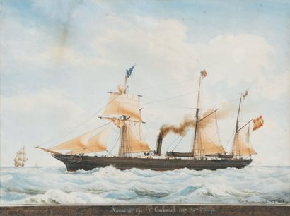 FRANÇOIS ROUX 1882 - 1911