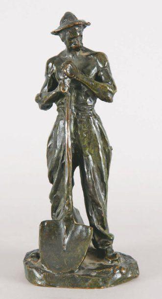 AIMÉ JULES DALOU 1838 - 1902