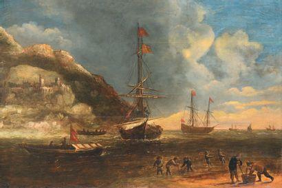 Attribué à Kasper van EYCK (1613 - 1673)