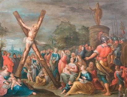 Attribué à Frans FRANCKEN III (1607 - 1667)