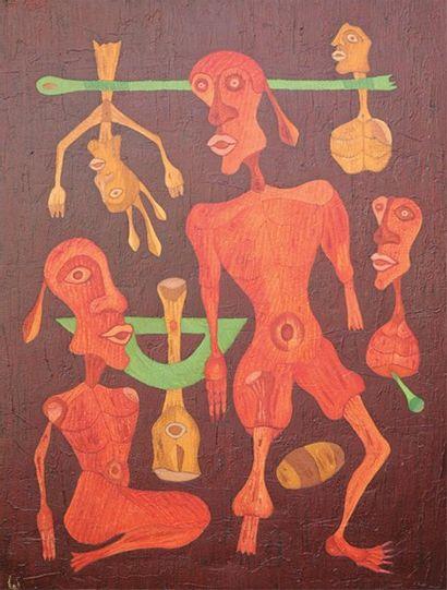 KEJ (Mullier Christian, dit) (Né en 1959)