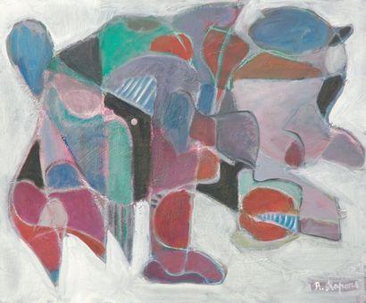 ROPARS Rollande (Né en 1941)