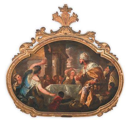 Attribué à Nicola MALINCONICO (vers 1654 - 1721)