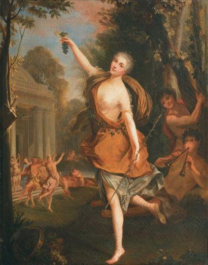 RAOUX Jean (Ecole de) (Montpellier 1677 -Paris 1734)