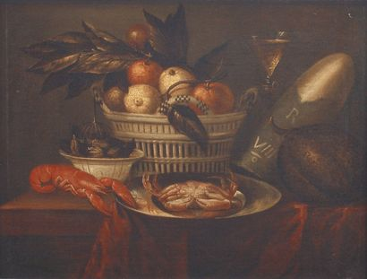 Attribué à Jan Albertsz ROOTIUS (1615 - 1674)