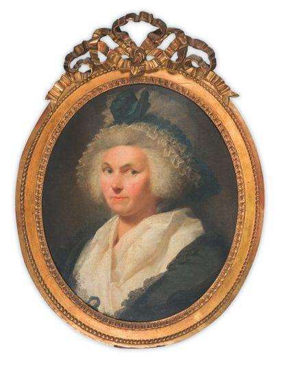 Attribué à Henri Pierre DANLOUX (1753 - 1809)