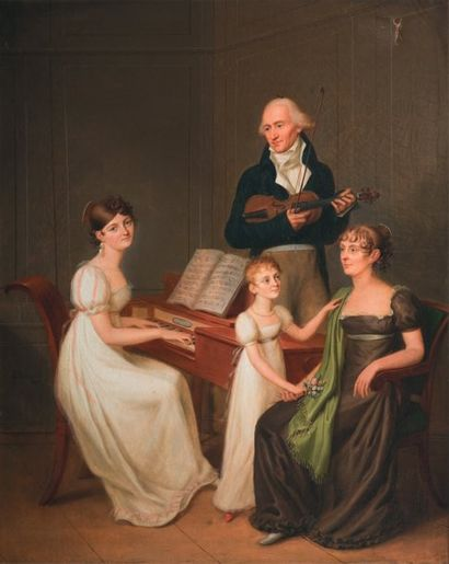 CLESS Jean -Henri (Né à Strasbourg ; premier tiers du XIXe siècle)