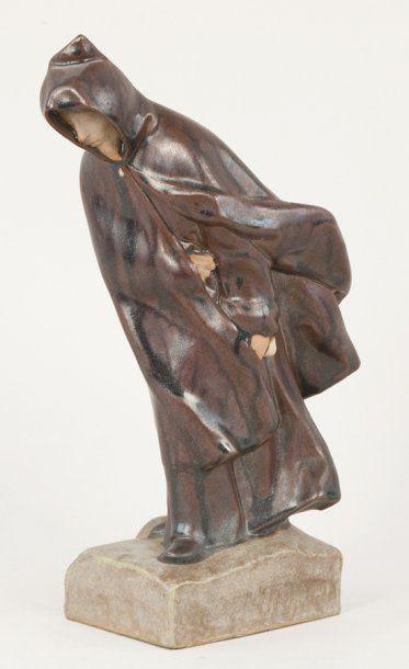 SEVRES, manufacture nationale. Statuette...