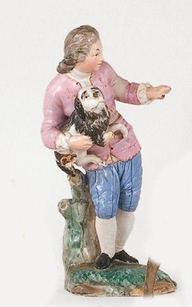 HOCHST Statuette,