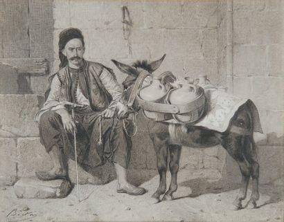 Alexandre BIDA, circa 1820 -1895