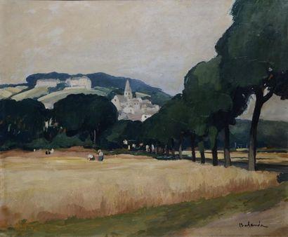 BALANDE Gaston, 1880-1971